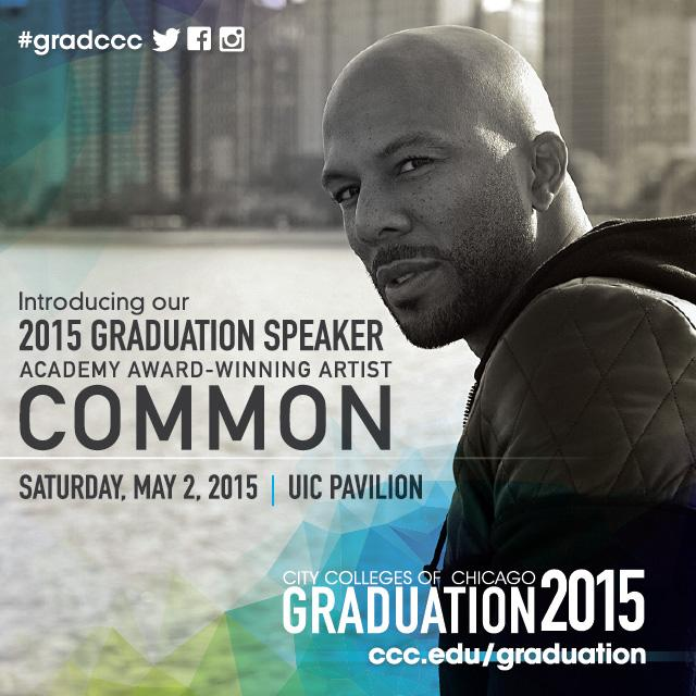 We're excited to announce @common will be our 2015 #gradccc speaker! http://t.co/rm5YlpBkff http://t.co/1QT5dAaahj