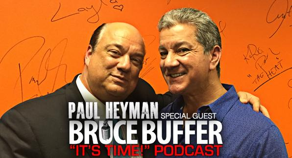 ICYMI:@brucebuffer podcast this week features @wwe's @HeymanHustle days before @WrestleMania. https://t.co/Pk166FK7VR http://t.co/GHjQnBUW3G