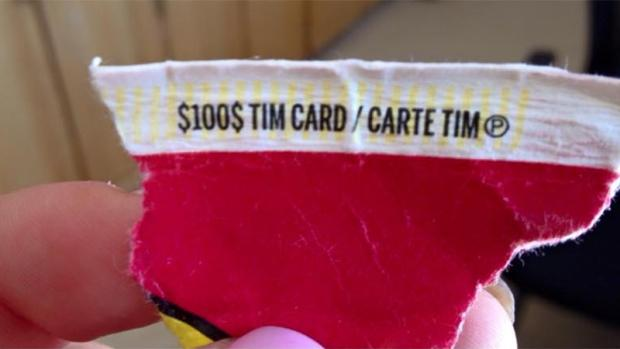 Roll up the Rim, just don't toss that cup. Woman lost out on $100: http://t.co/RuCZqLXZ7E http://t.co/EEH6qFWoZR