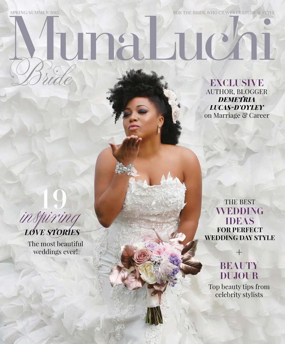Loving the cover for the spring 2015 issue of @munaluchiBride with cover model @abelleinbk. The photog is @kcephus http://t.co/hCQlBKH508