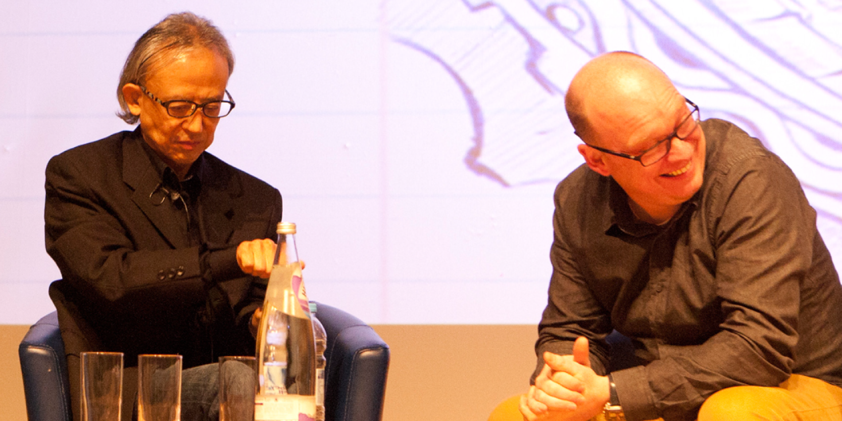 Our President's Lectures return with three remarkable talks from #DandAD15 Judging Week: http://t.co/1tzNuxFyKr http://t.co/ADWZtxOIzL