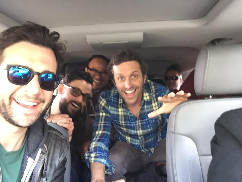 Gil Mckinney On Twitter Carpool To Work With These Guys
