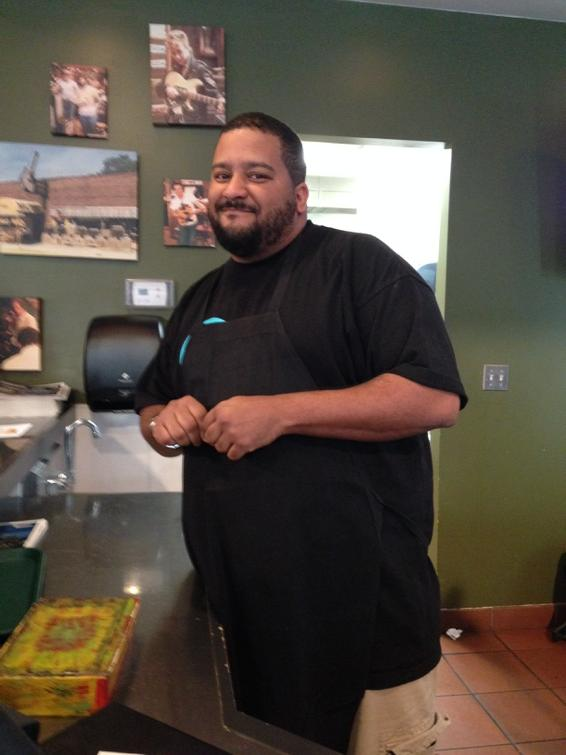 Momo in his element at @phatphillys surrounded by community. #Smtulsa http://t.co/cvS3Qeb53K