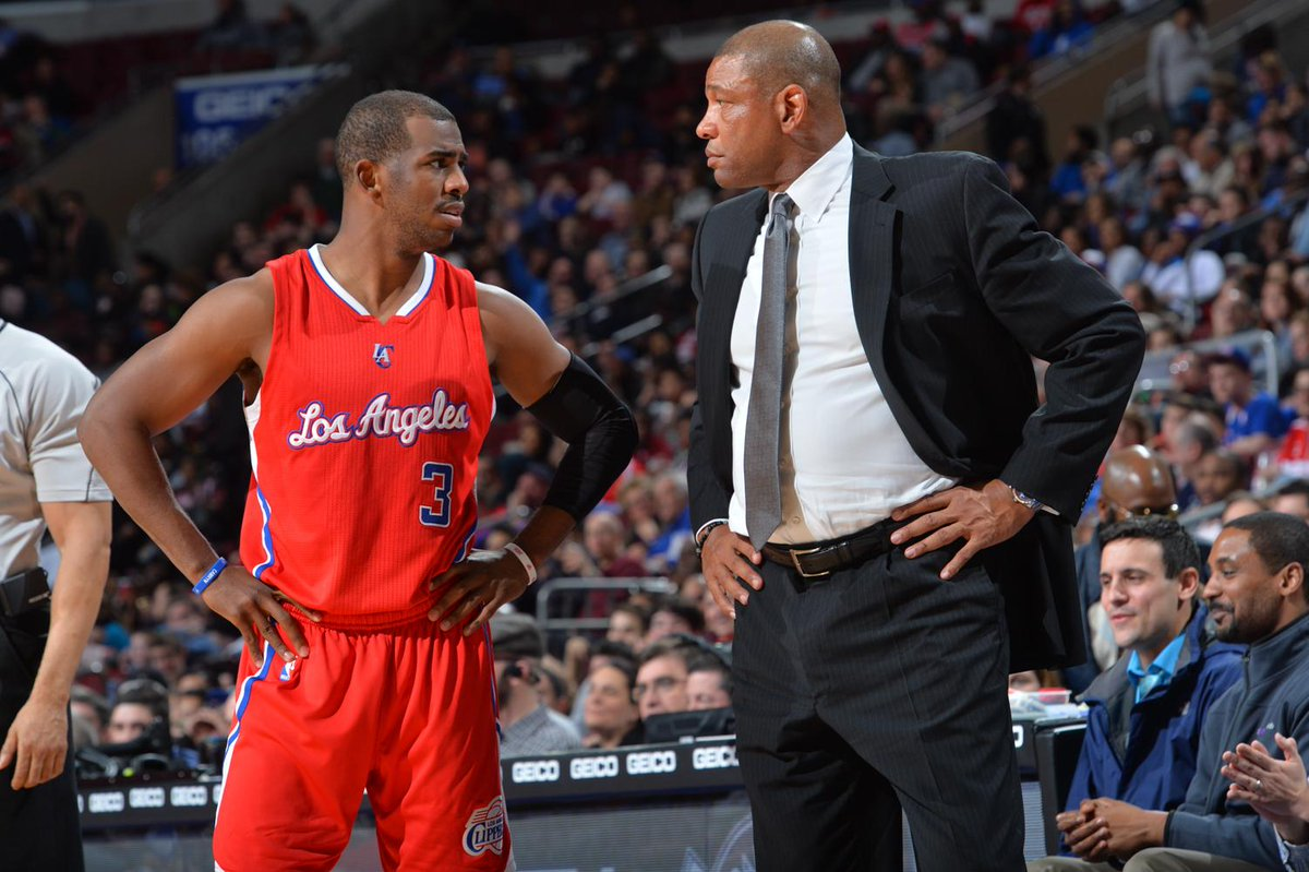 Image result for doc rivers clippers twitter