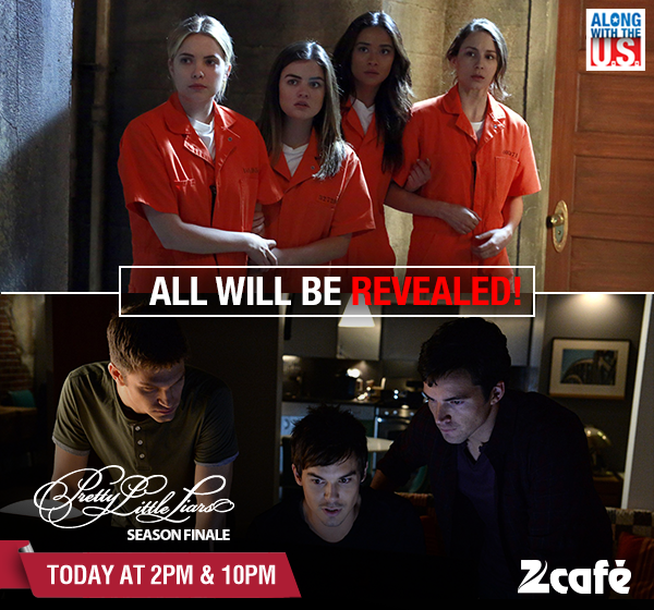 The moment all you #PLL fans have been waiting for is not far away! #bigAreveal