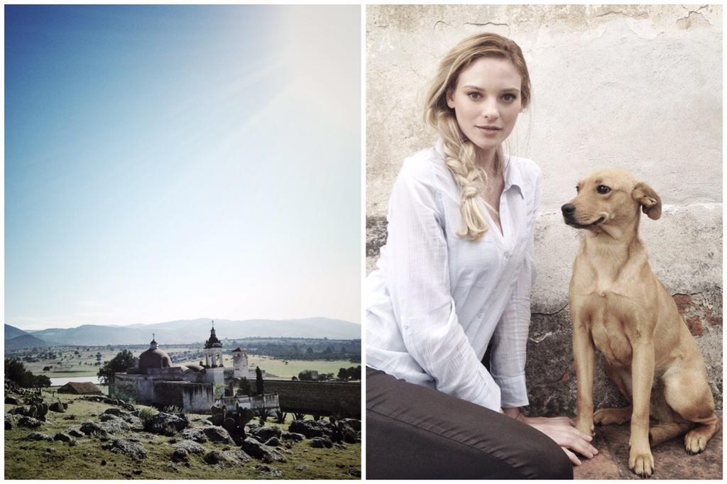 Love you #Mexico !!! Beautiful location today !!! #DogLover #FabianaSemprebom http://t.co/d875bvtNL9