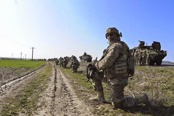 Террористы уменьшили количество обстрелов на Донбассе. Авдеевка обстреляна из минометов, - пресс-центр АТО - Цензор.НЕТ 9092