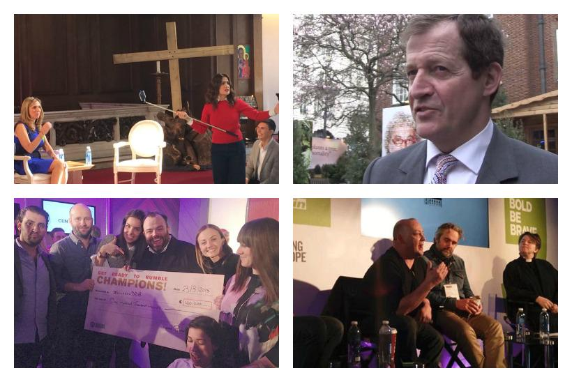 Here are seven lessons we learnt from day one at Ad Week Europe 2015 #AWEurope http://t.co/F3fU1skbCL @AW_Europe http://t.co/jOfiqICru8