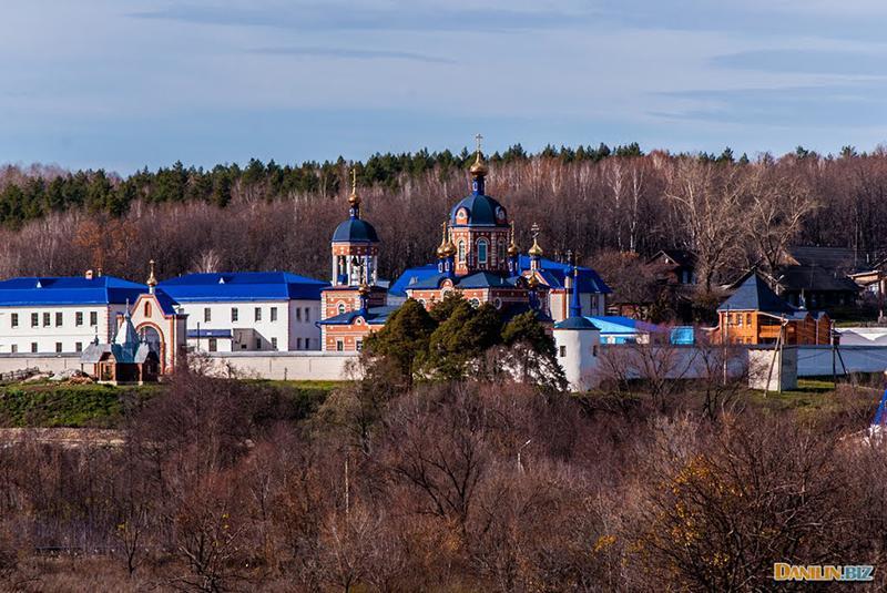 Жадовский монастырь фото