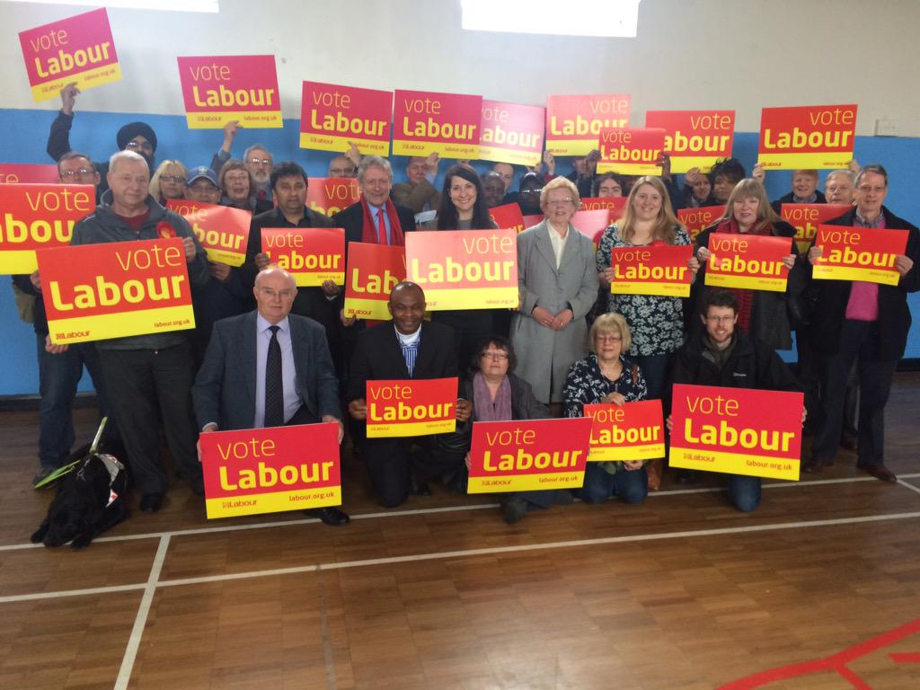 Leicester MPs launch their election campaigns