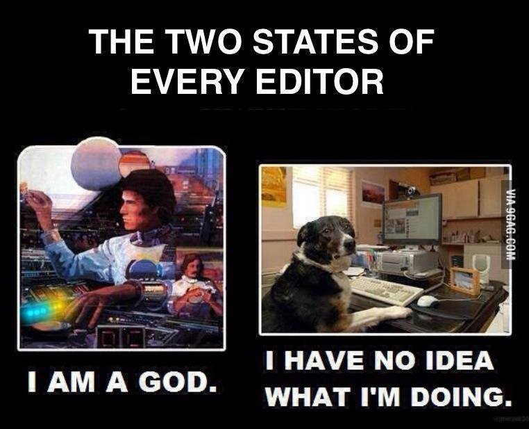 the role of editing in film criticism The development of editing - editing - actor, film, voice, cinema, scene, story on film reference.