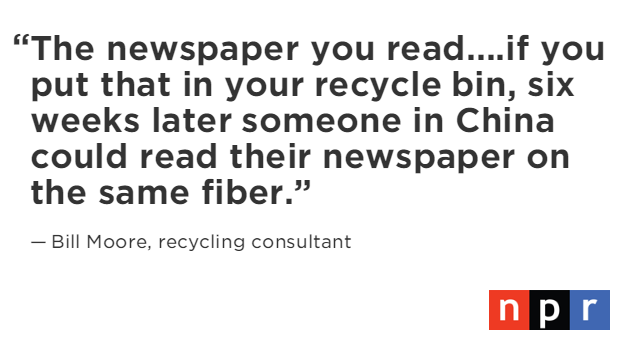Recycling is a billion-dollar global business. http://t.co/araP6k5Q8d http://t.co/EedNJfB9vt
