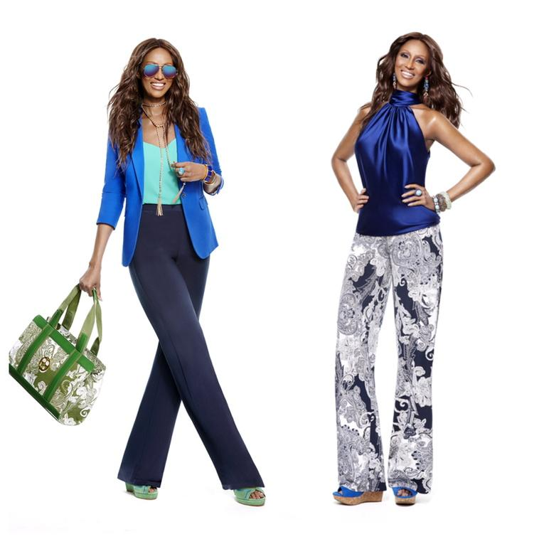 Live 11am-1pm (EST) @HSN for IMAN Palazzo Pants! U get 2, Paisley/Solid for price of one! http://t.co/GOFFDkriHG http://t.co/TDcOZHSJLl