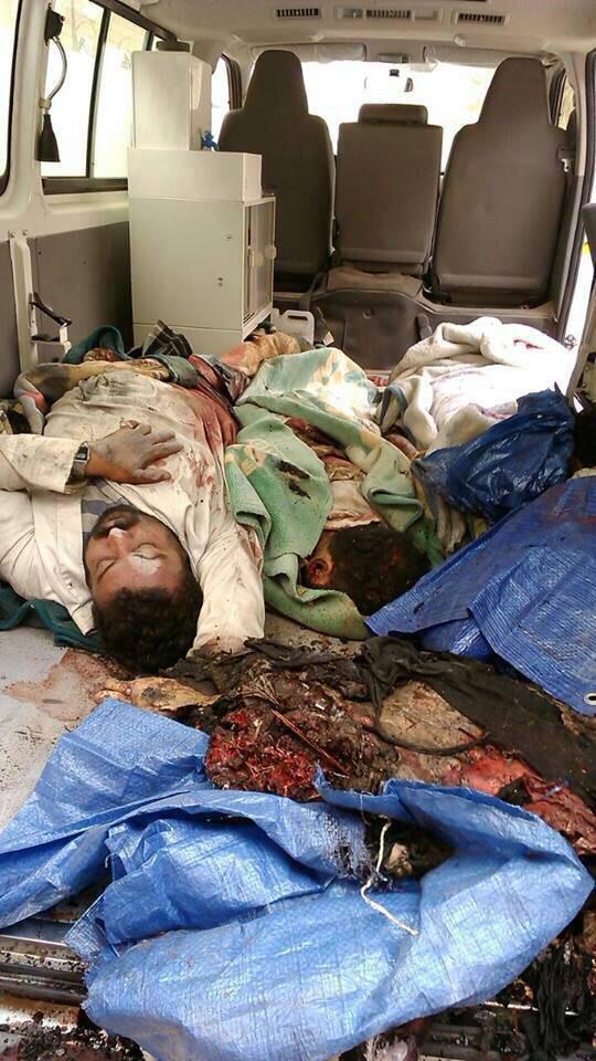الحروب لا تأتي بالاستقرار والسلام والتسامح لكنها تجلب الخراب والدمار وبؤس الشعوب #اليمن #السعودية #مصر #السودان #قطر http://t.co/1aOH1cymKA