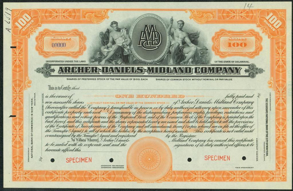 When Archer Daniels Midland 1st listed on the NYSE door-to-door refrigerator salesman was a profession #1925pic.twitter.com/LVT2fdf2hG  sc 1 st  Twitter & NYSE on Twitter: