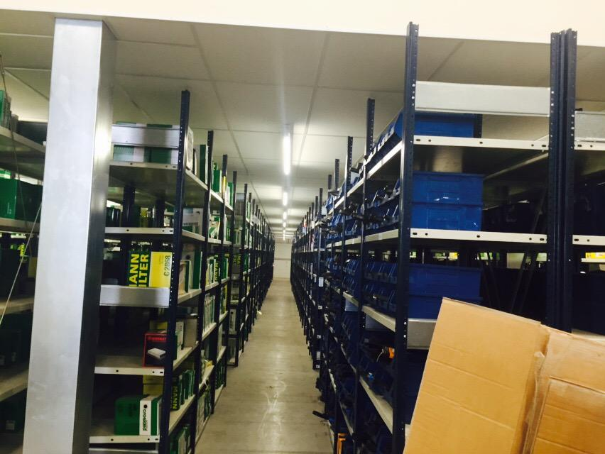 Wingracking Shelving On Twitter Eurocarparts Basildon Super Hub