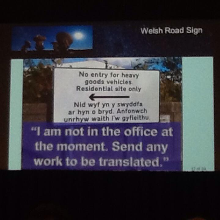 Geoffrey Koby: Why are revision and QC important in #translation? Here's one illustration. #MIISforum #xl8 http://t.co/Xivb7FoHuP