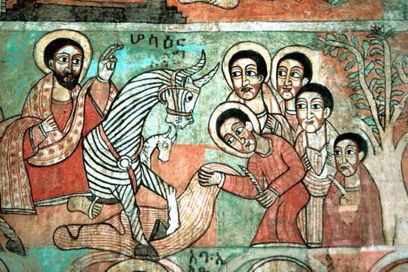 Verso Pasqua, messaggio per la domenica della Palme