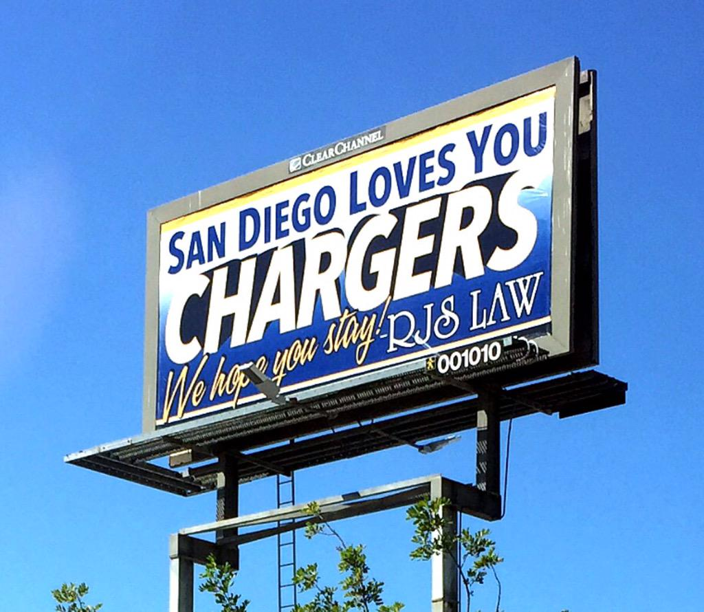 Spotted in Normal Heights. #Chargers http://t.co/QlP4WfJgpt