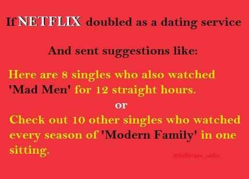 Netflix dating service Matchmaking boeren