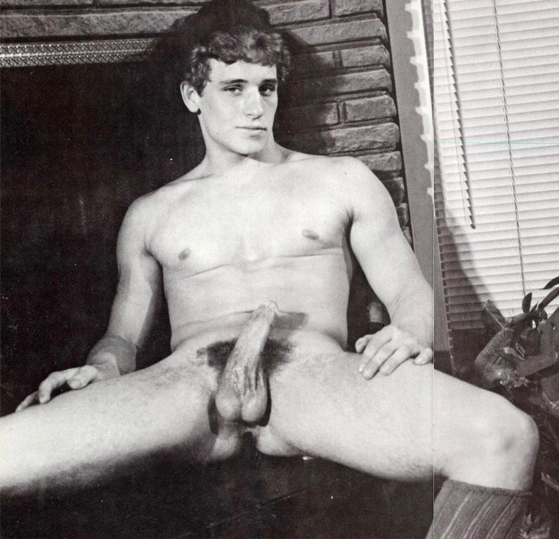 Free vintage male nudes military