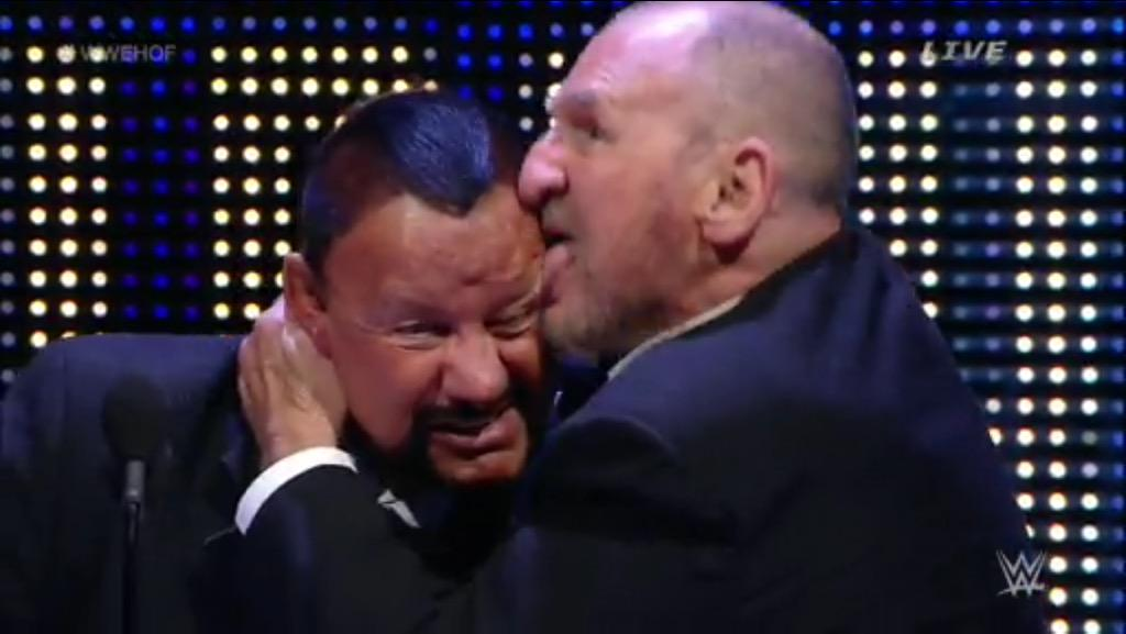 New Zealand's greatest moment. #WWEHOF http://t.co/edVOUQmBd9