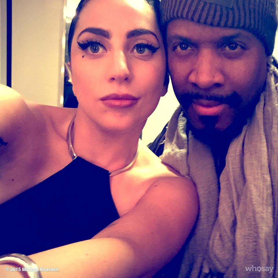 Happy B Day LG! @ladygaga Such a joy to have you as a friend and collab with. You only get better! Love U! Enjoy! M~ http://t.co/I4WFMA19pR