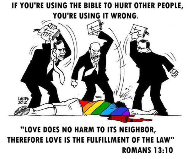 Anti discrimination laws homosexuality in christianity