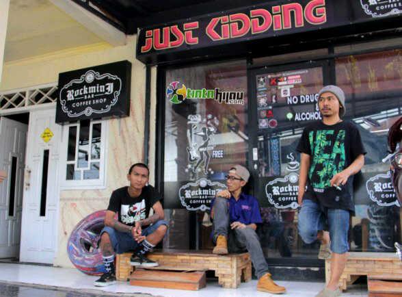 RockMiniBar Subang Tempat Nongkrong Bagi Pecinta Kopi