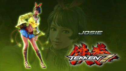 In case you missed it. Josie Rizal is a new challenger in TEKKEN 7! She's from the Philippines! http://t.co/KkfYy1bAka
