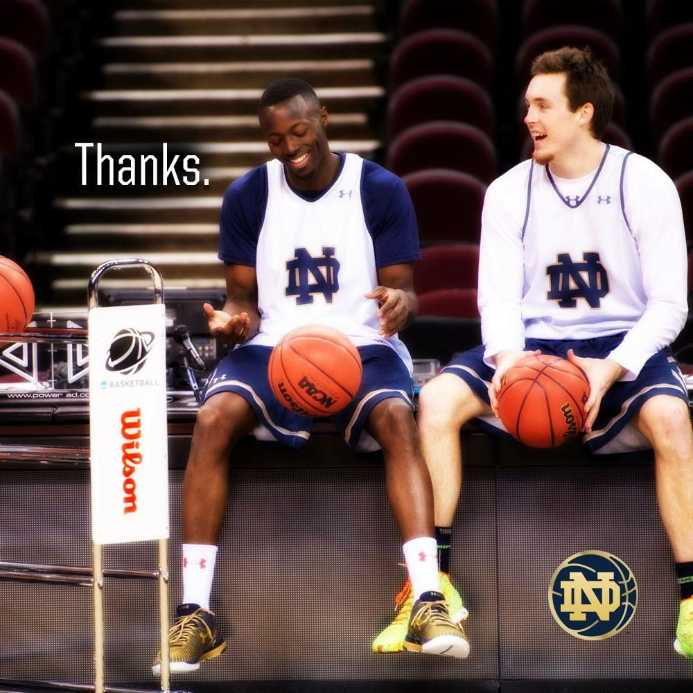 Thank you @PlanetPat24 and @ThatGrant22!  #NDFamily http://t.co/9fwrRQTC5i