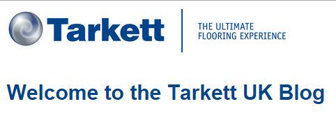 RT @TarkettUK: We've set up a new blog for all things interior and Tarkett UK-related! Take... http://t.co/N6nQZ91mW3 http://t.co/kQMXA5zUy1