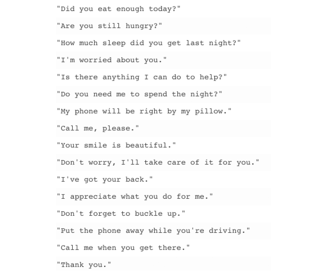 """:) <3 RT @9GAG: Synonyms for """"I love you"""" http://t.co/13ynyVBJSN"""