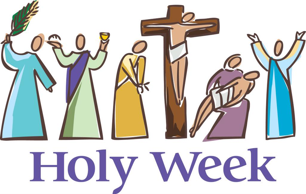 Today is Palm Sunday and the beginning of Holy Week #PalmSunday http://t.co/Ji2ViIZEeF