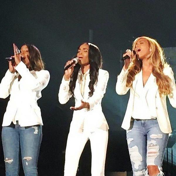 DESTINY'S CHILD ❤️❤️❤️ #DestinysChild #Beyoncé #MichelleWilliams #KellyRowland http://t.co/XFAR1QojRp