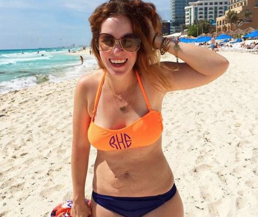 At last there's a new 'bikini body' ideal – and it's one ...