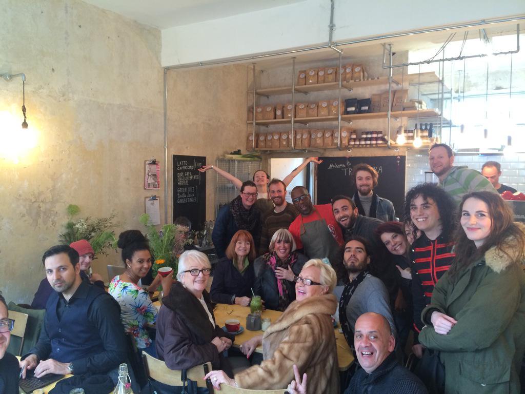 Trew Era cafe, New Era Estate RIGHT NOW! For lunatics, by lunatics http://t.co/zjV06ECOW2