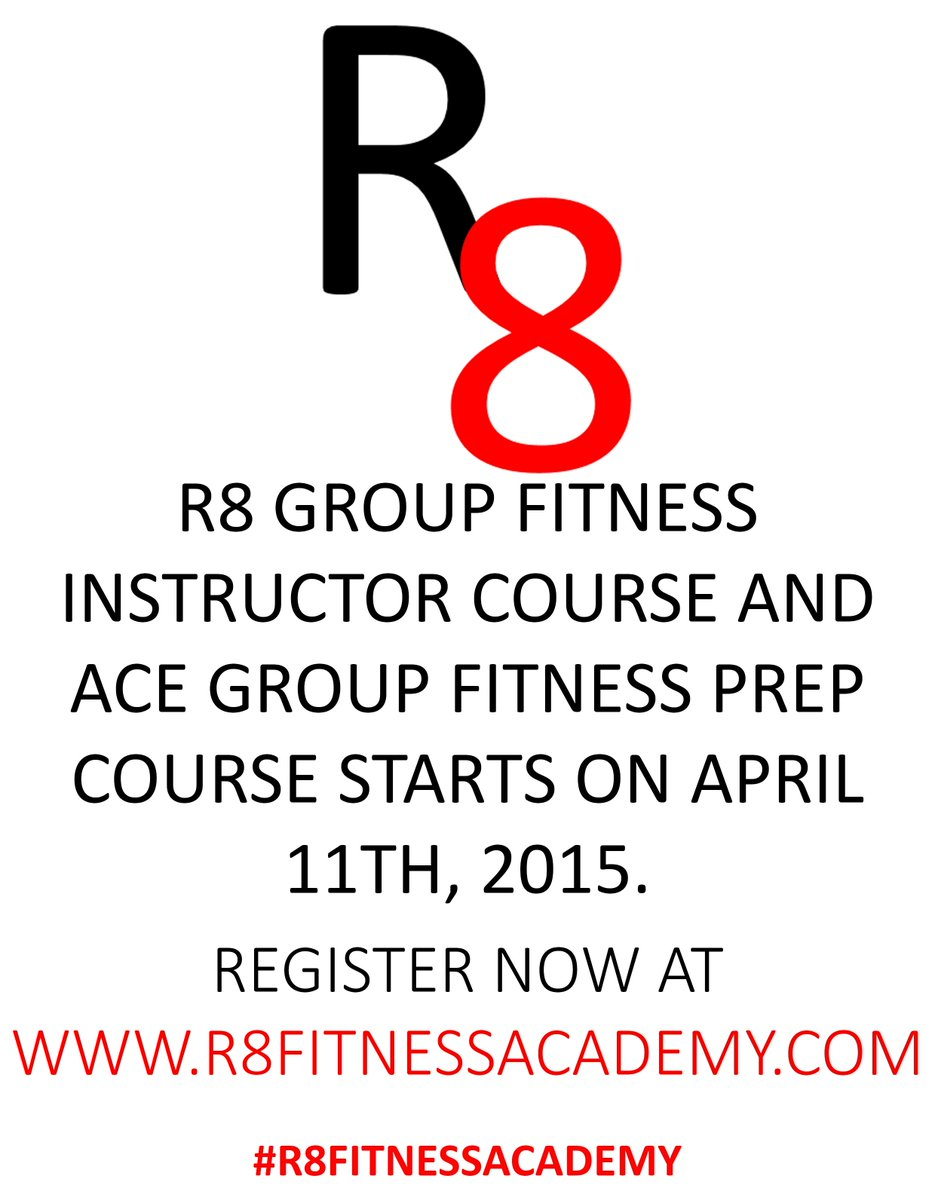 R8 Fitness Academy R8fitacademy Twitter