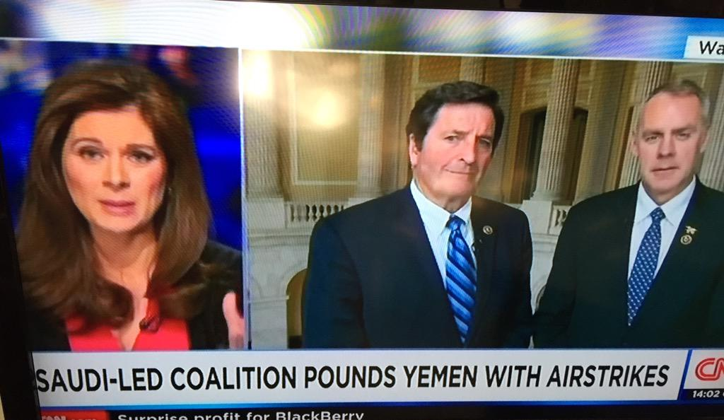 And now to discuss Yemen: 3 people who are not from Yemen and never lived there. @CNN @ErinBurnett http://t.co/4CqNH8PH51