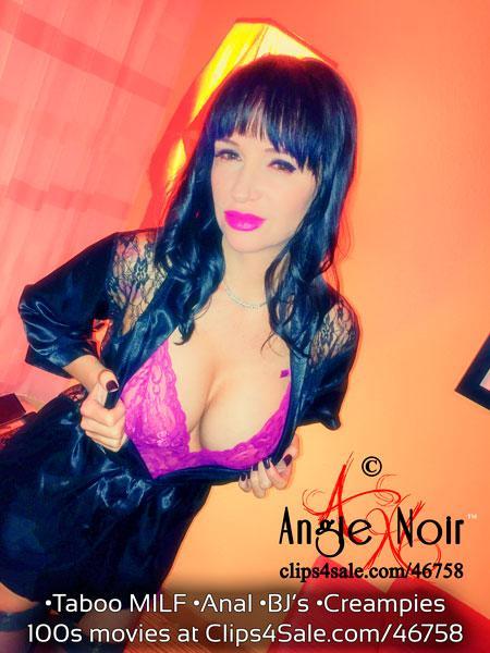Angie Noir nude 22