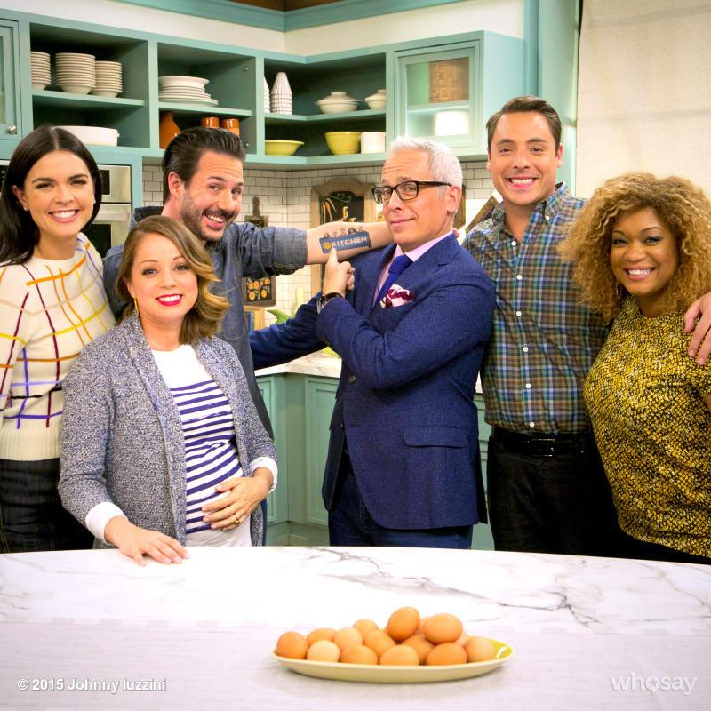 If you missed #TheKitchen yesterday you are in luck. It's on again at 1pm EST today on @FoodNetwork. All about Easter http://t.co/jJqDjjGDE3