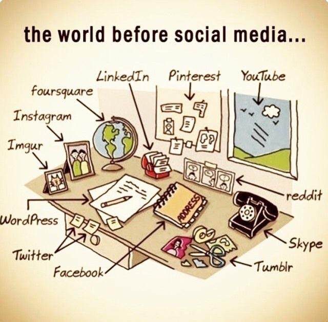 Before Social Media... http://t.co/FMoePEoUsw
