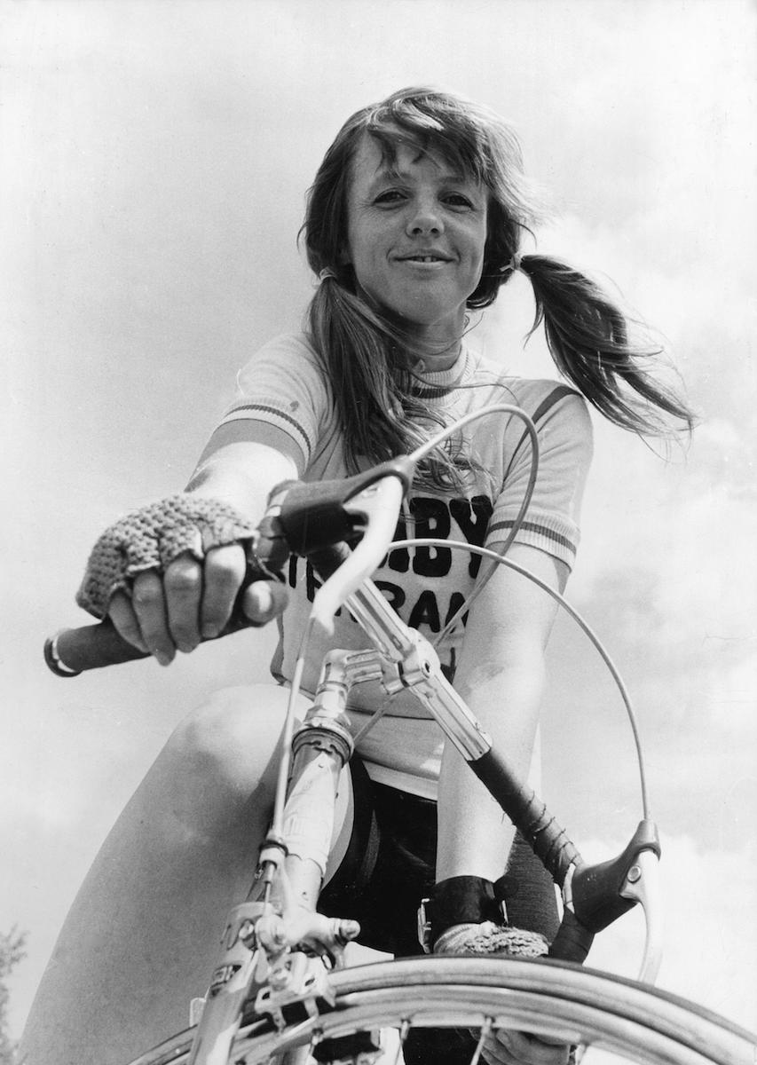 elisabet höglund cykel