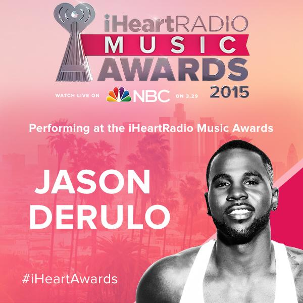 #WestCoast y'all ready for the #iHeartAwards? Tune in now 2 @NBC @iHeartRadio right now! #WantToWantMe http://t.co/YTlLstw2yn