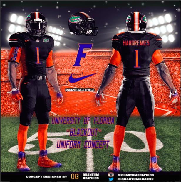big sale 99f05 3c020 florida gators black football jersey