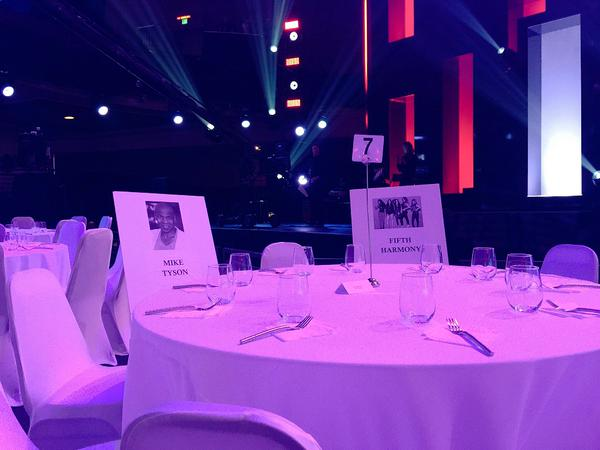 Harmonizers! @FifthHarmony is sitting with @MikeTyson tonight! Sure, why not! #iHeartAwards at 8pm! NBC! http://t.co/NePhGnxuT0