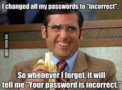Sunday humor! #password #infosec http://t.co/Zb7TbkAiFB