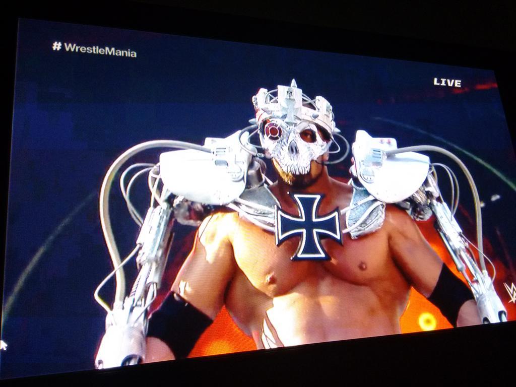 Seth Rollins campeon de la WWE..!!