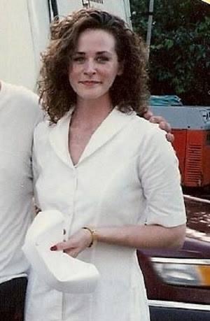 Melissa McBride de joven