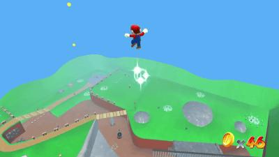 最新技術でリメイクされた「スーパーマリオ64」のブラウザ・ダウンロード版が公開中 gigaz.in/1G6GXta pic.twitter.com/cE1GHXrZIK